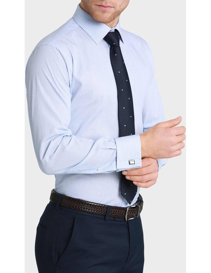 Fine Stripe Business Shirt image 1
