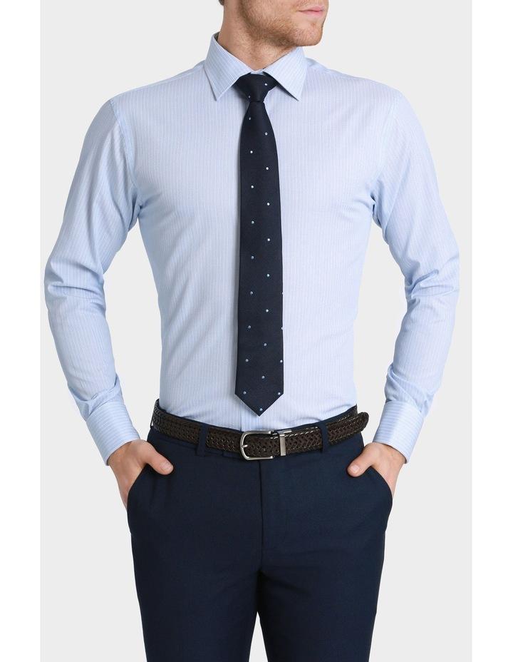 Fine Stripe Business Shirt image 2