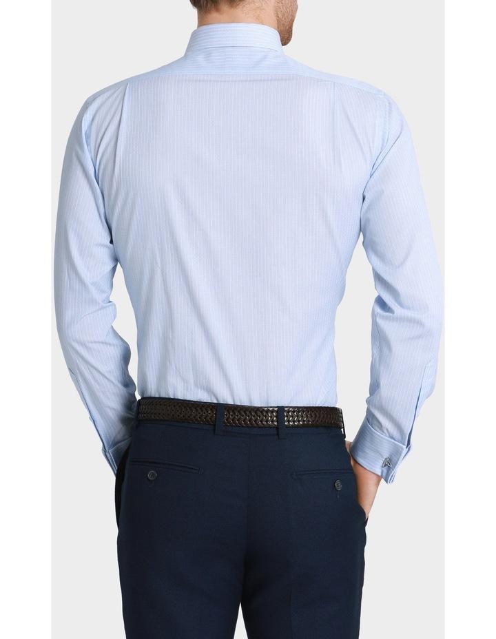 Fine Stripe Business Shirt image 3