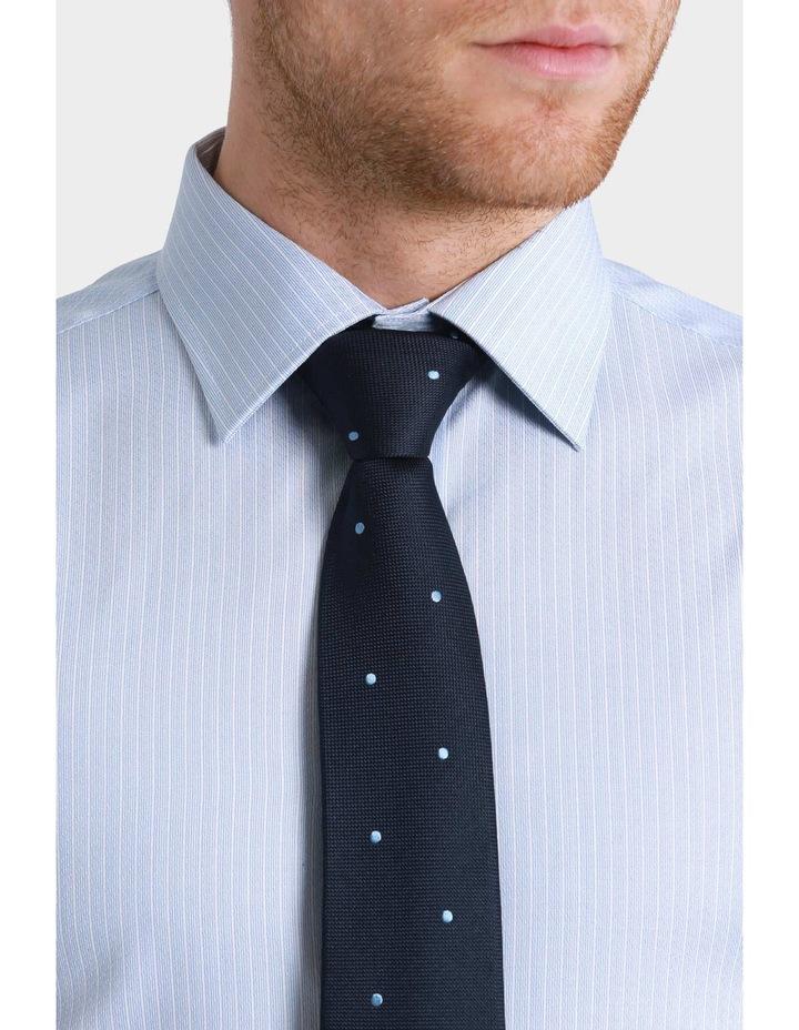 Fine Stripe Business Shirt image 4