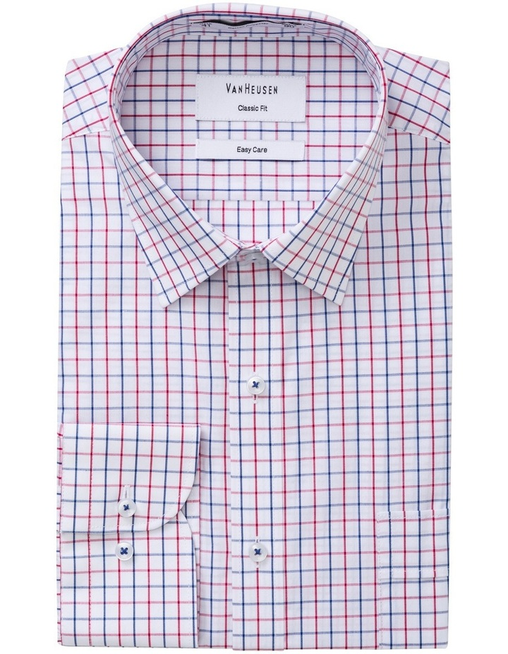 Check Business Shirt Classic image 1