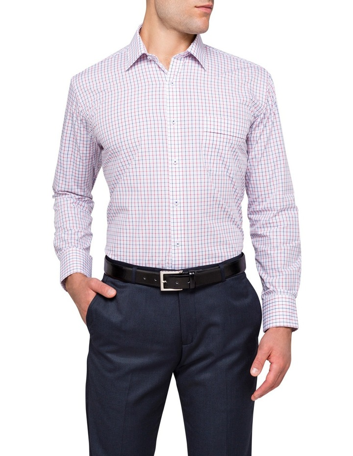 Check Business Shirt Classic image 3