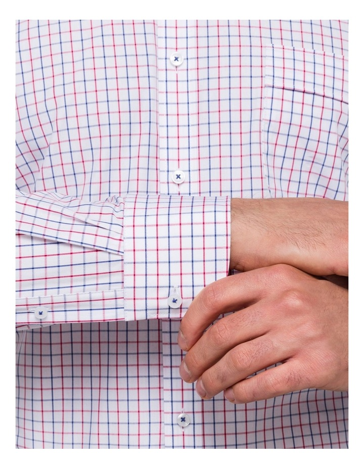 Check Business Shirt Classic image 8