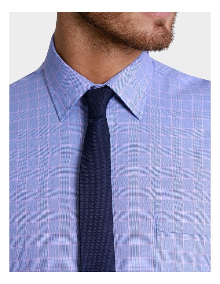 Check Business Shirt image 7