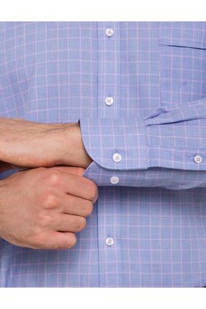 Van Heusen - Check Business Shirt