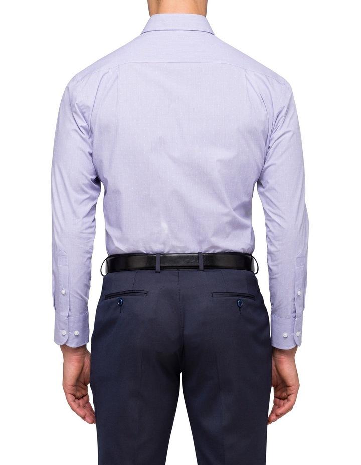 Grey Spot Business Shirt image 2