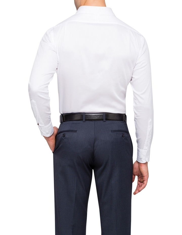 Solid Business Shirt image 6
