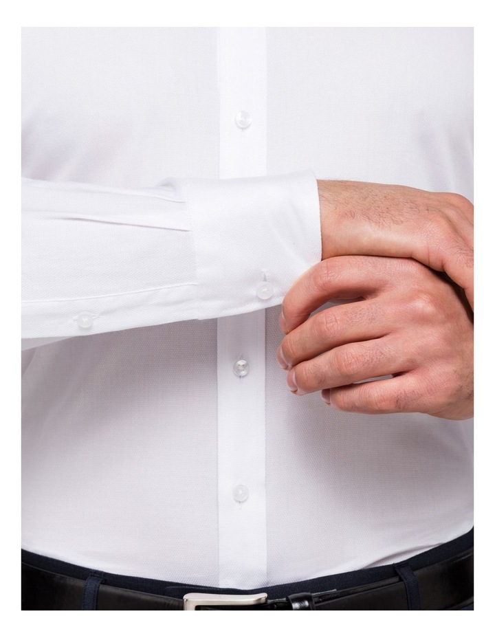 Solid Business Shirt image 7