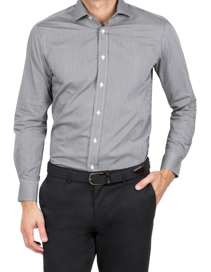 Manchester Check Business Shirt image 1