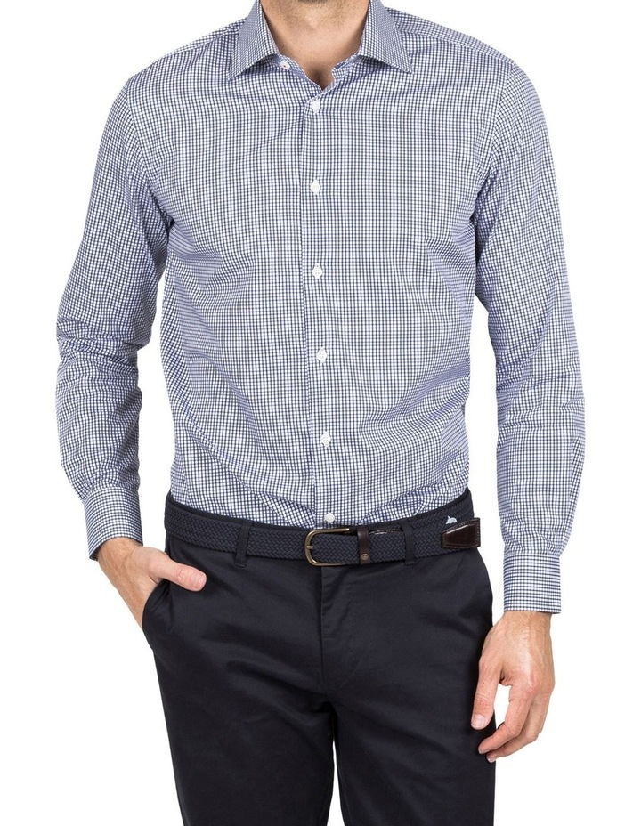 Cornell Check Business Shirt image 1