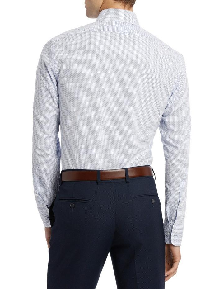 Fce233blu Blue Business Shirt / Blue image 3
