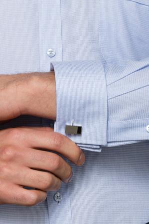 Van Heusen Classic - Check Business Shirt