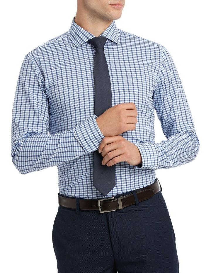 5WKS707 Aqua Business Shirt image 1