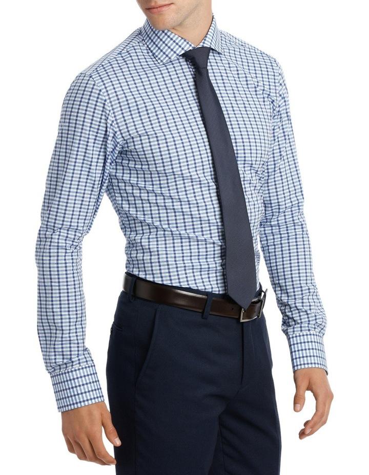 5WKS707 Aqua Business Shirt image 2