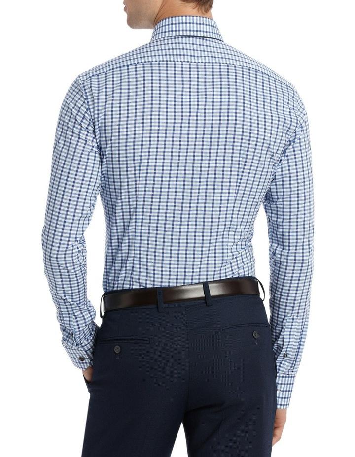 5WKS707 Aqua Business Shirt image 3