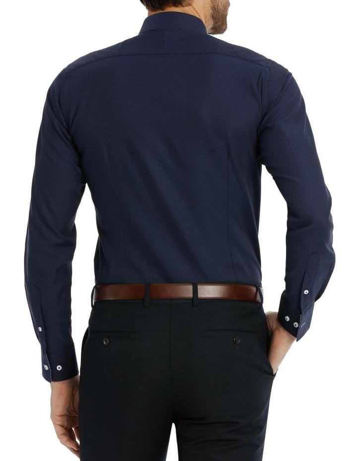 Coogan Dobby Spot Ink Business Shirt image 3