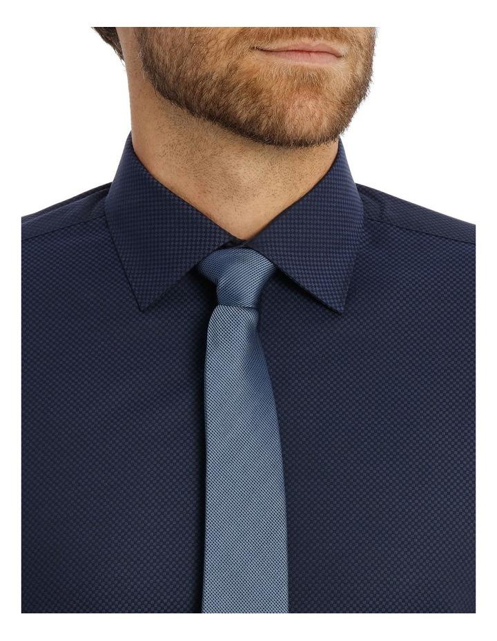 Coogan Dobby Spot Ink Business Shirt image 4