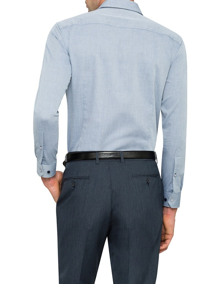 Slim Denim Dobby Business Shirt image 2