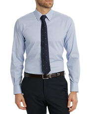 Cambridge - York Blue Business Shirt
