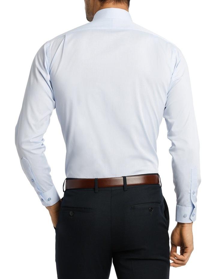 Blue Oxford Business Shirt EURO VLEMX12Z_BCSB image 3