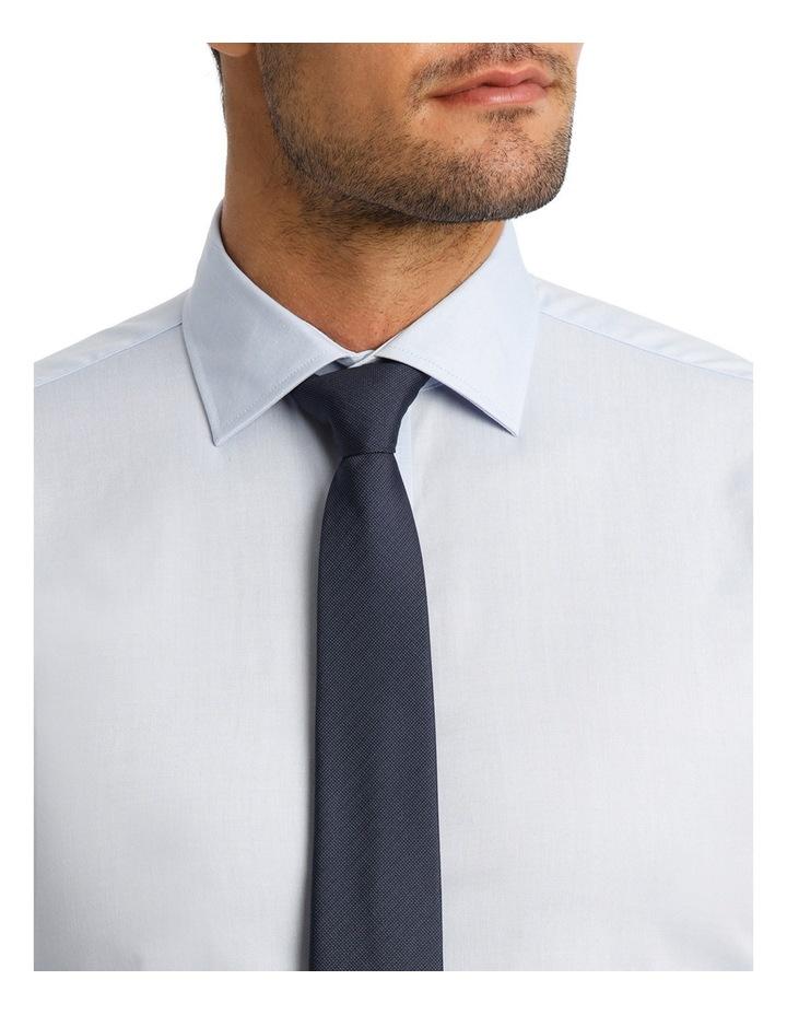Blue Oxford Business Shirt EURO VLEMX12Z_BCSB image 4