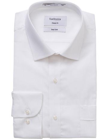 e03f56b324e936 Van Heusen Herringbone Business Shirt