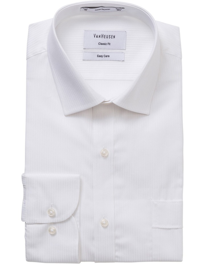 Herringbone Business Shirt image 1