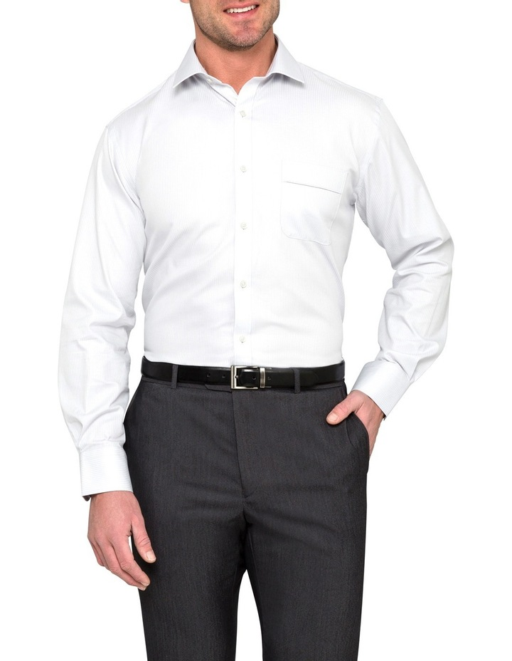 Herringbone Business Shirt image 2