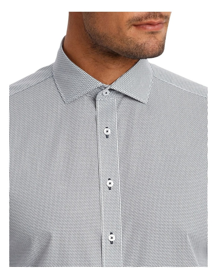 Portsmouth Print Cotton Shirt image 4