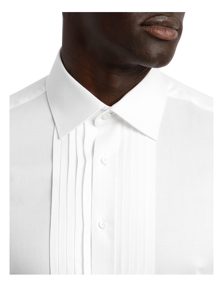 Marcella Fly Front Cotton DC Dinner Shirt image 4