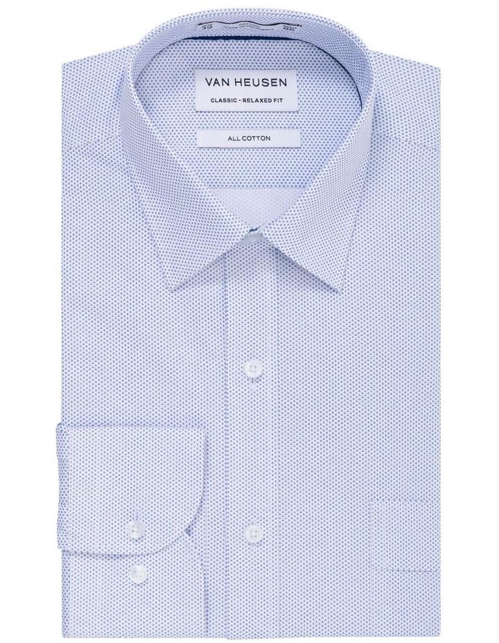 Self Print Business Shirt image 1
