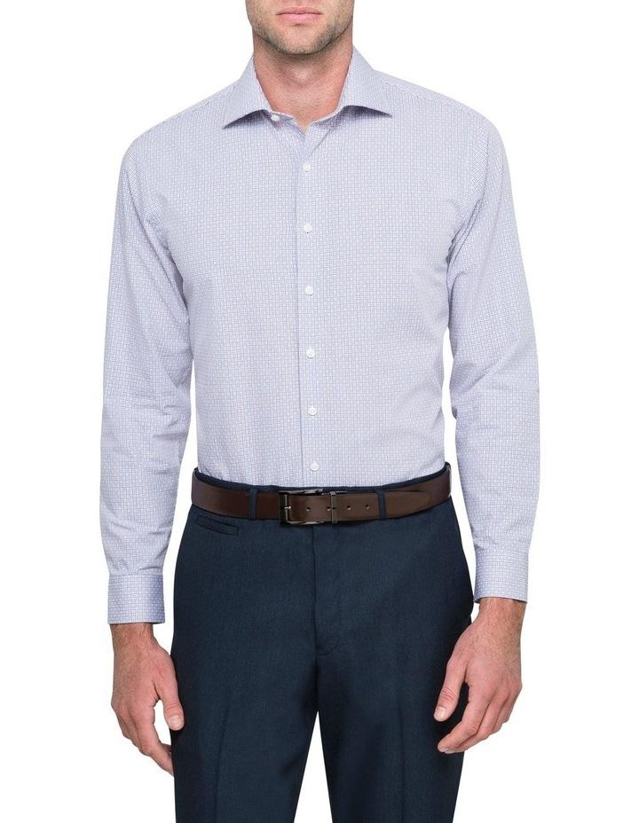 Dobby Check Business Shirt image 2