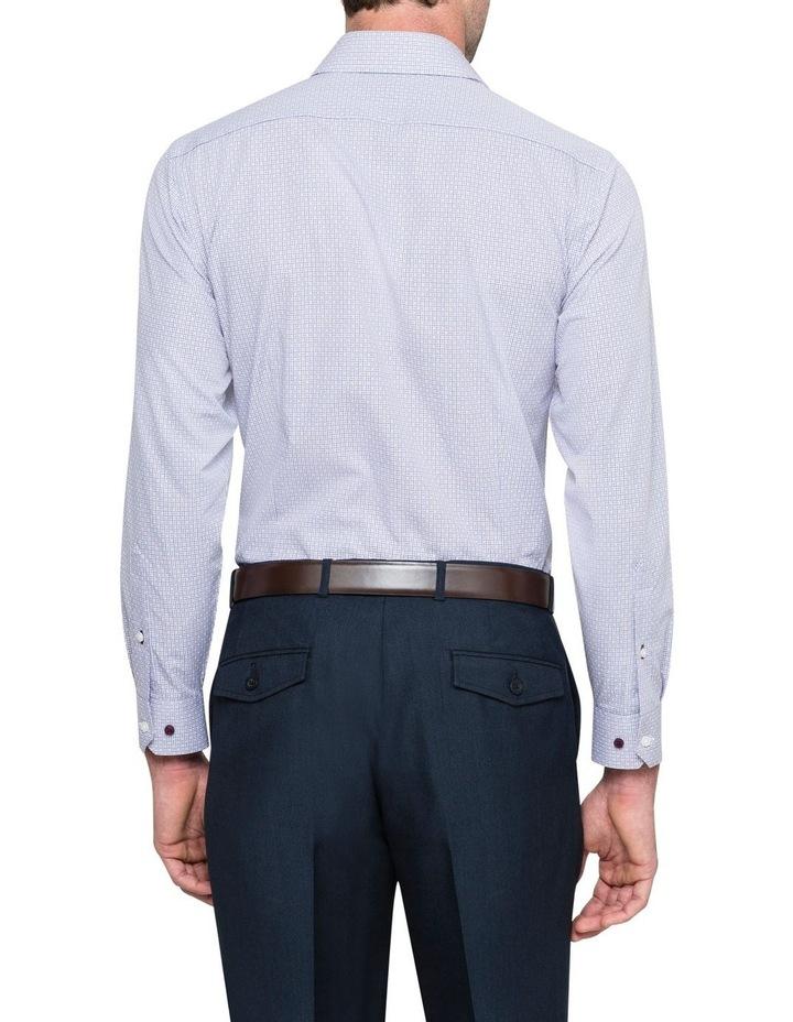 Dobby Check Business Shirt image 3