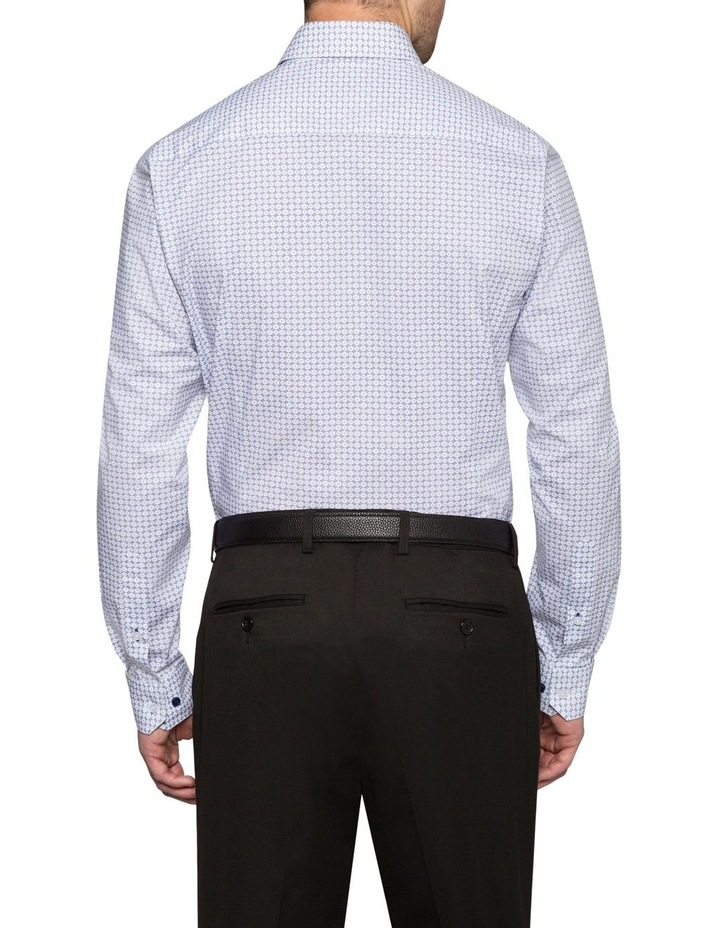 CIRCLE PRINT BUSINESS SHIRT image 3