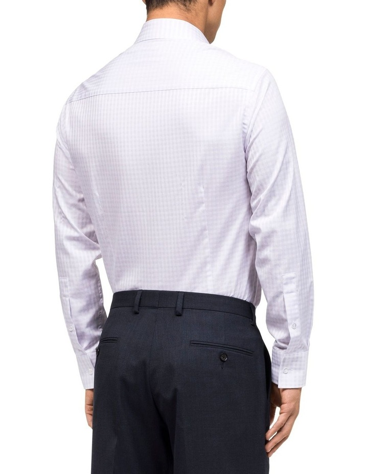 Check Jacquard Business Shirt image 3