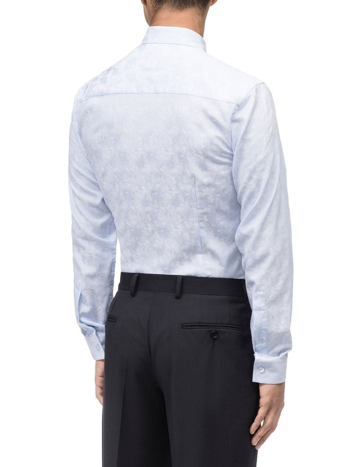 Stripe Base With Overdobby Business Shirt image 2