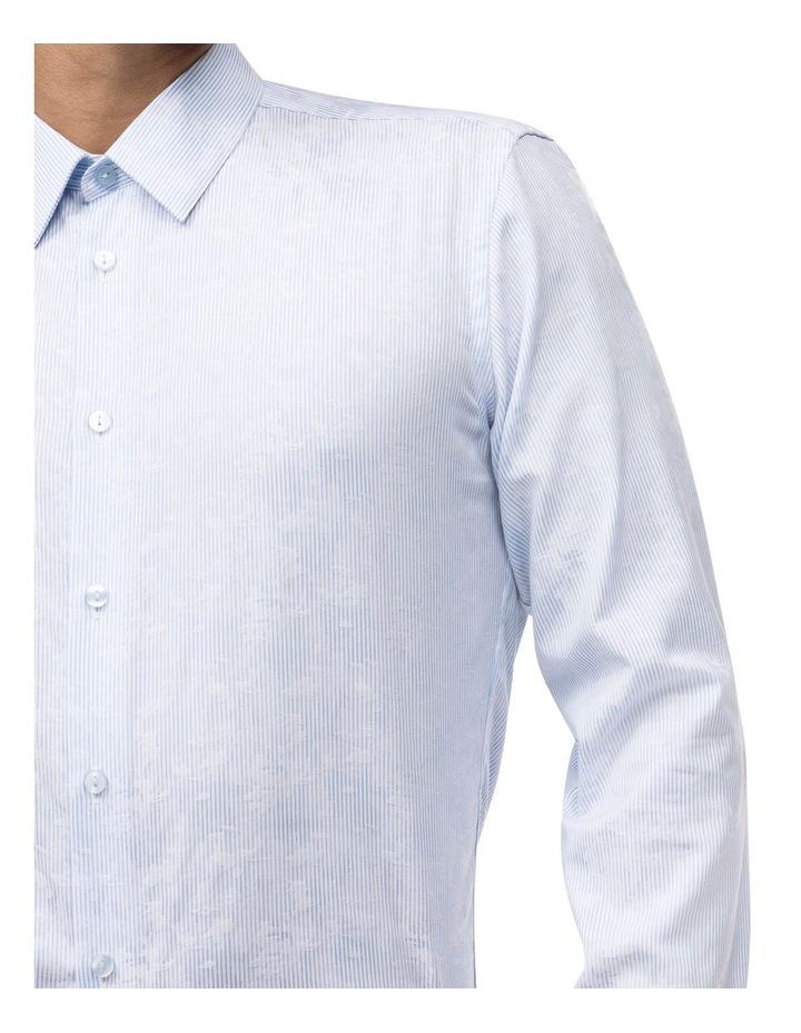 Stripe Base With Overdobby Business Shirt image 3