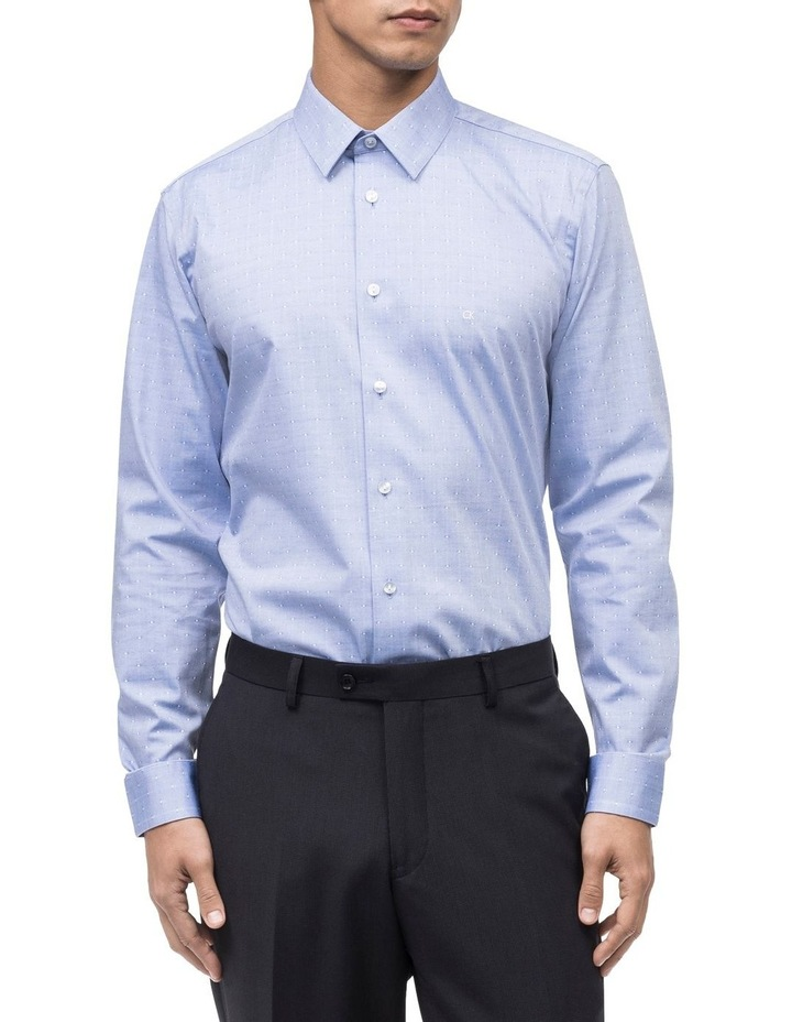 Oxford Circle Dobby Business Shirt image 1