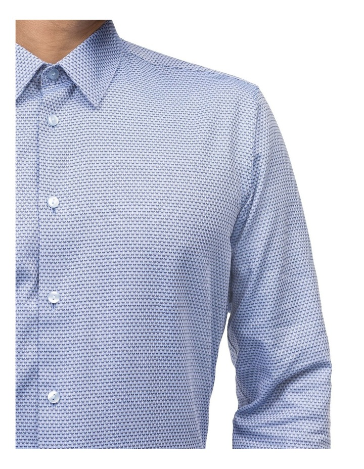 ALL OVER JACQUARD BUSINESS SHIRT image 3