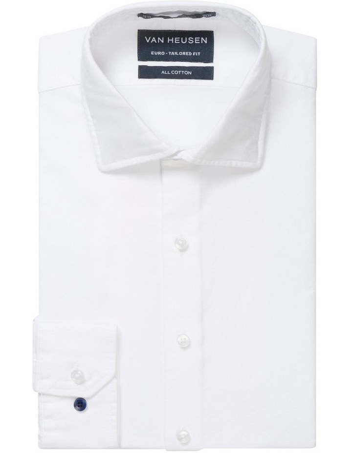BUTTON DOWN WASHED OXFORD BUSINESS SHIRT image 1