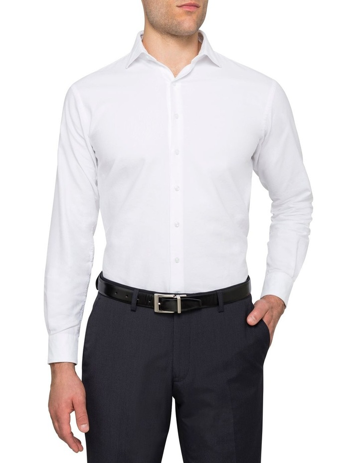 BUTTON DOWN WASHED OXFORD BUSINESS SHIRT image 2