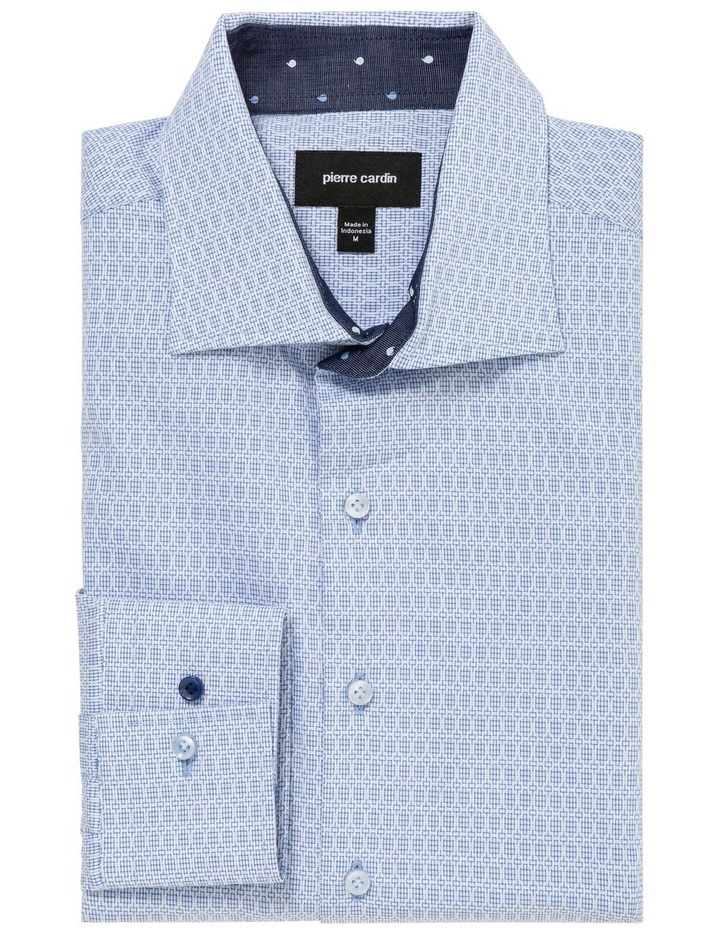JACQUARD BUSINESS SHIRT image 1