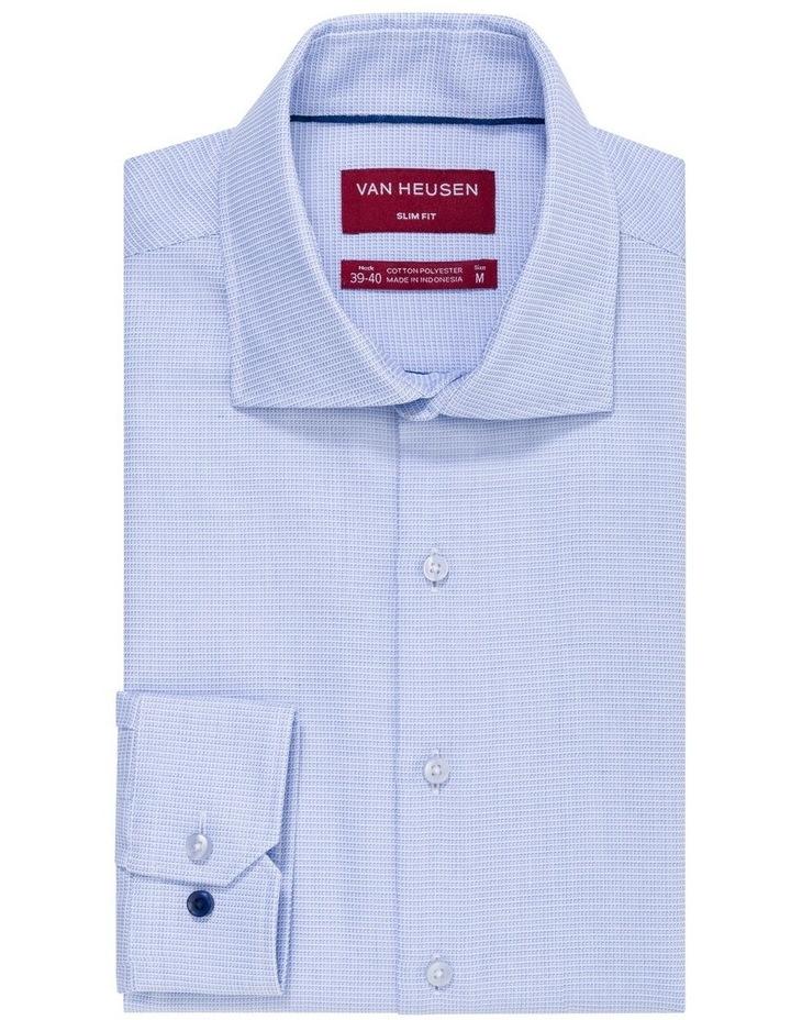 Dobby Check Business Shirt image 1