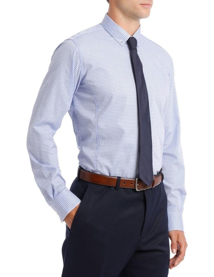 Harris Check Business Shirt image 2