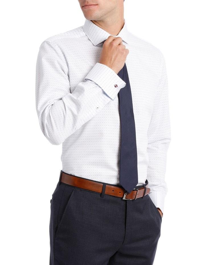 Dirleton Dobby Dot Business Shirt image 2