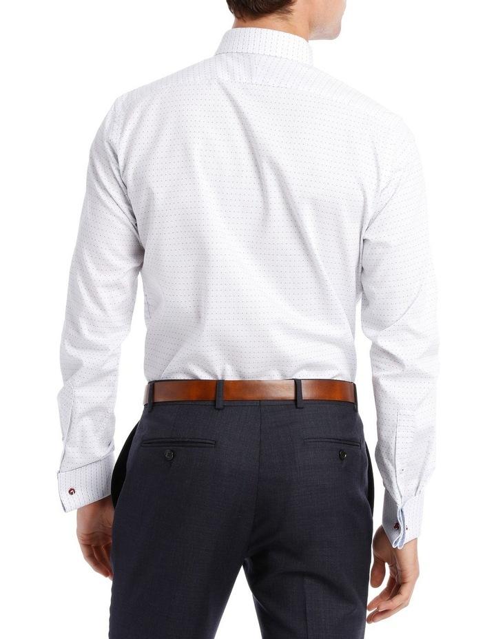 Dirleton Dobby Dot Business Shirt image 3