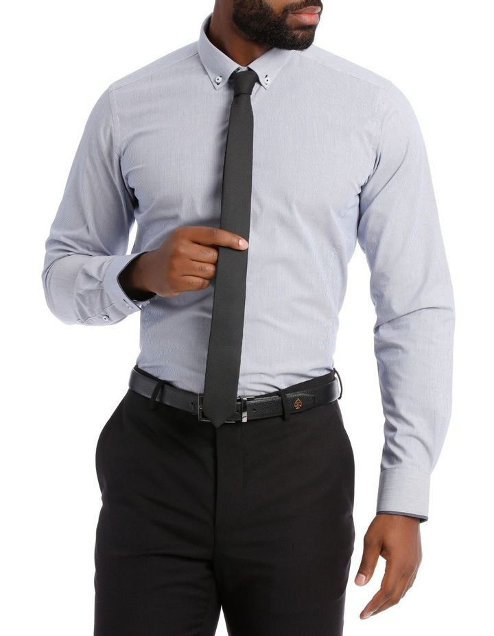 Huntley Stripe Business Shirt image 1