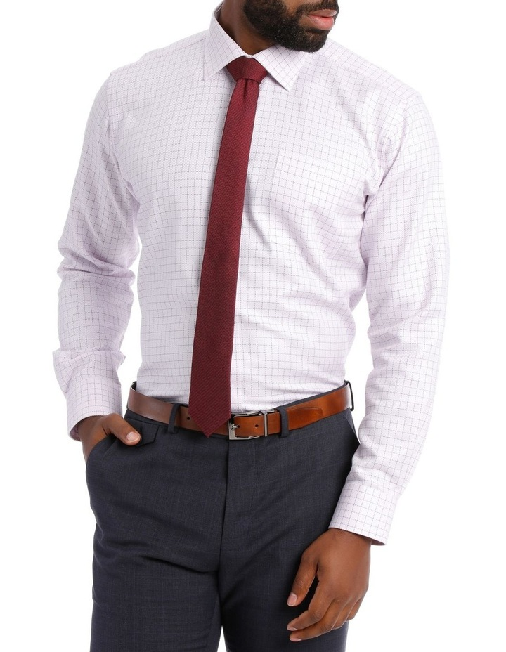 Cathiness Check Business Shirt image 1