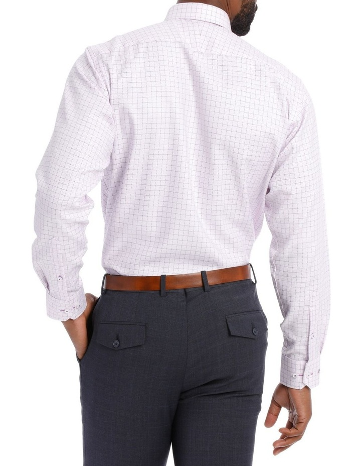 Cathiness Check Business Shirt image 3