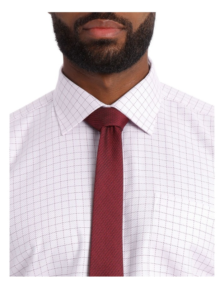 Cathiness Check Business Shirt image 4